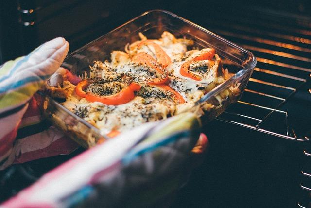 pečení v troubě