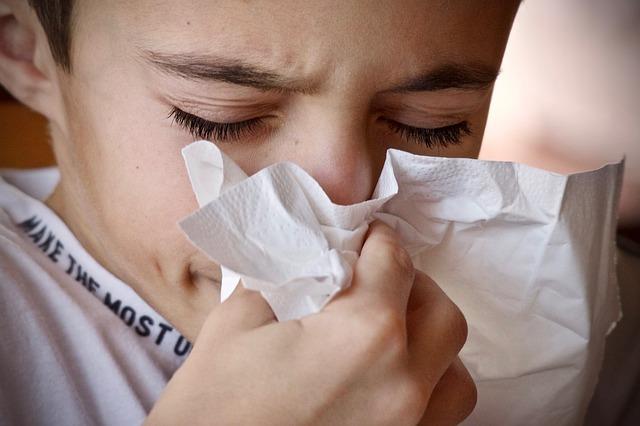 Zatočte s rýmou u dětí